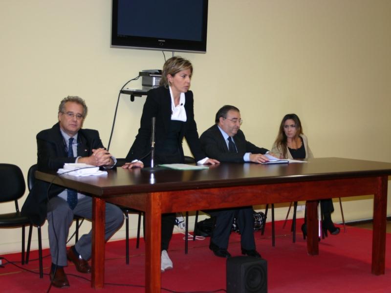 La presentazione del progetto a San Nicolò
