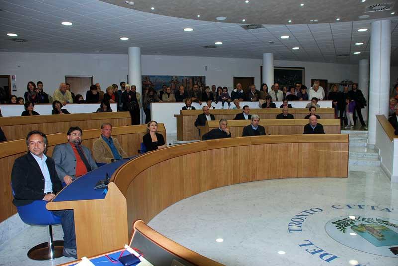 Premiazione Gran Pavese rossoblù 2010: il pubblico