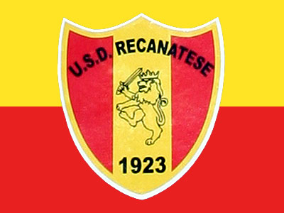 Lo stemma della Recanatese