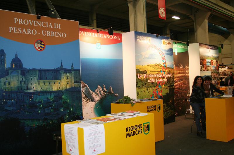 Salone del Gusto: Pesaro, Ancona, Macerata, Fermo... manca qualcuno?