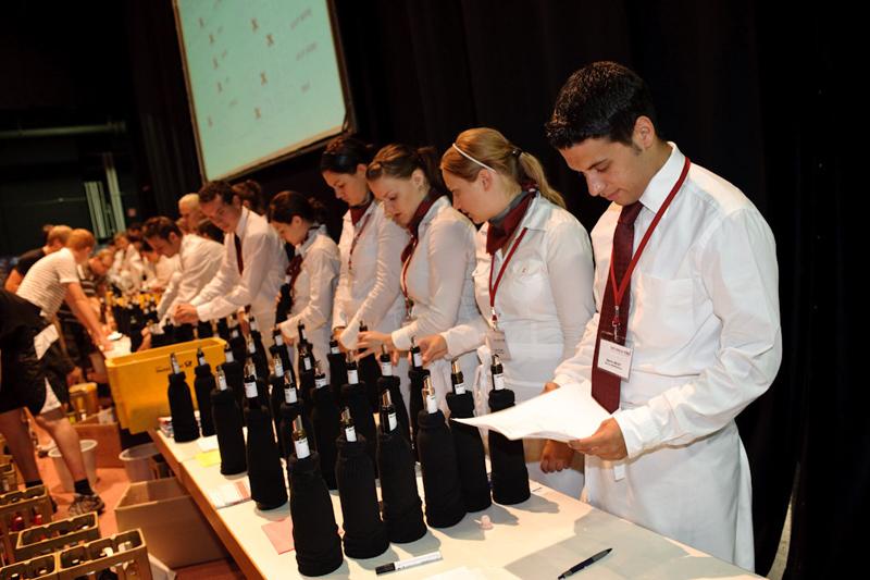Mundus Vini, l'esame dei vini in concorso