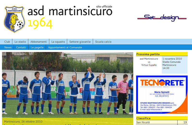 www.asdmartinsicuro.it