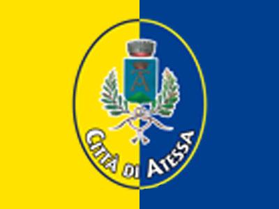 Lo stemma dell'Atessa Val di Sangro (da www.atessavaldisangro.it)