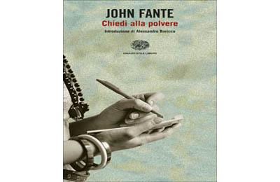 La copertina del romanzo di John Fante