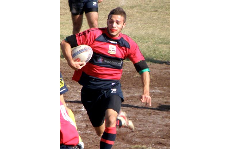 Della Ventura della Rugby Samb