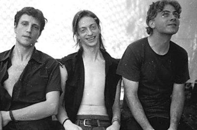 Il trio Elton Junk