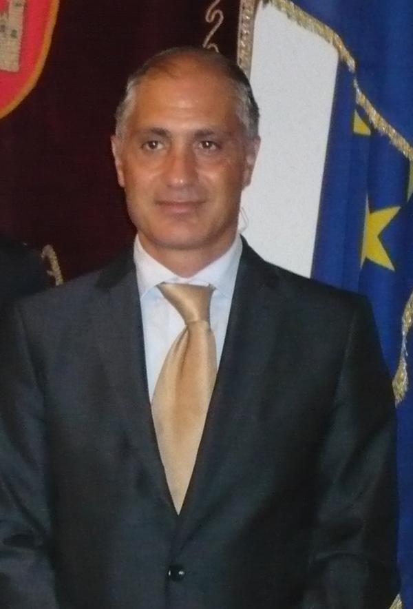 l'assessore Filippo Olivieri