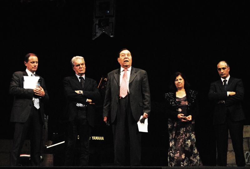 Serata finale per il Concorso Pianistico Internazionale