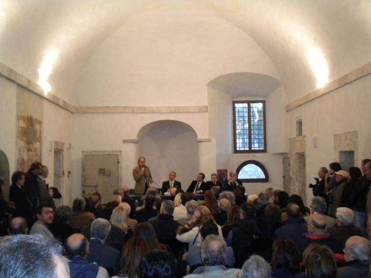 Sala interna Malatesta