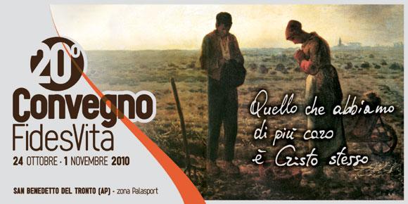 XX Convegno Fides Vita a San Benedetto del Tronto