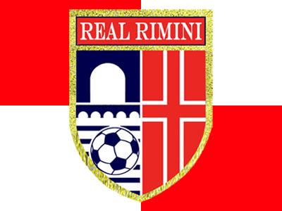 Lo stemma del Real Rimini