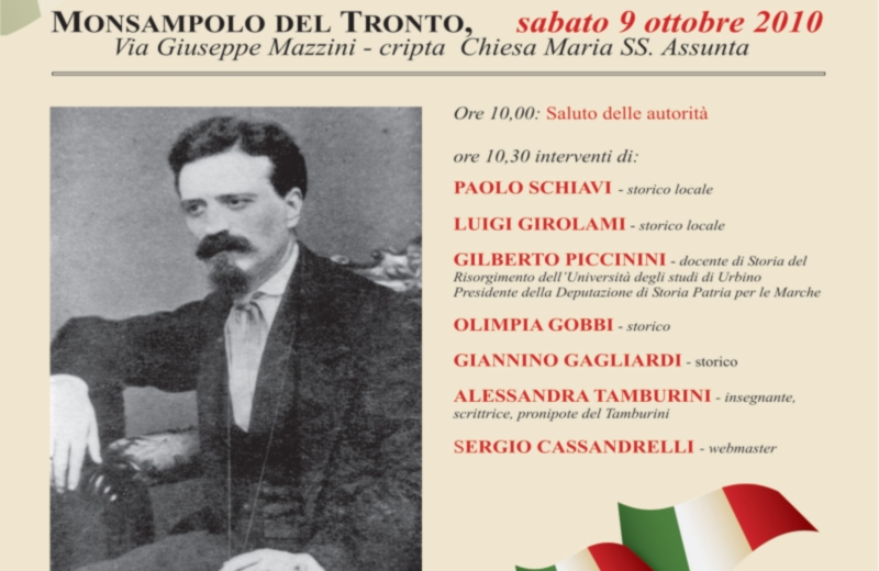 Convegno su Nicola Gaetani Tamburini