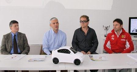 Presentazione della nuova società Elettra, nata dalla cooperazione della Energy Resources e  della Wt Motors