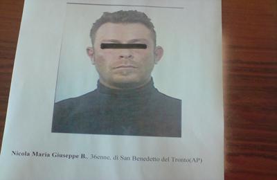Nicola Maria Giuseppe Bella nato a Caltanisetta
