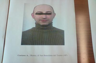 Gaetano Abaco, nato a Niscemi (CL)