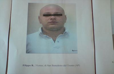 Filippo R. , nato a Mazzarino (CL)