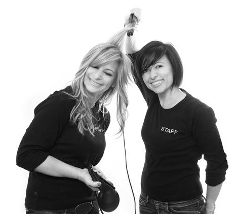 Le artiste del capello di Idee per la testa: Giovanna Troiani e Maria Armida Franchini