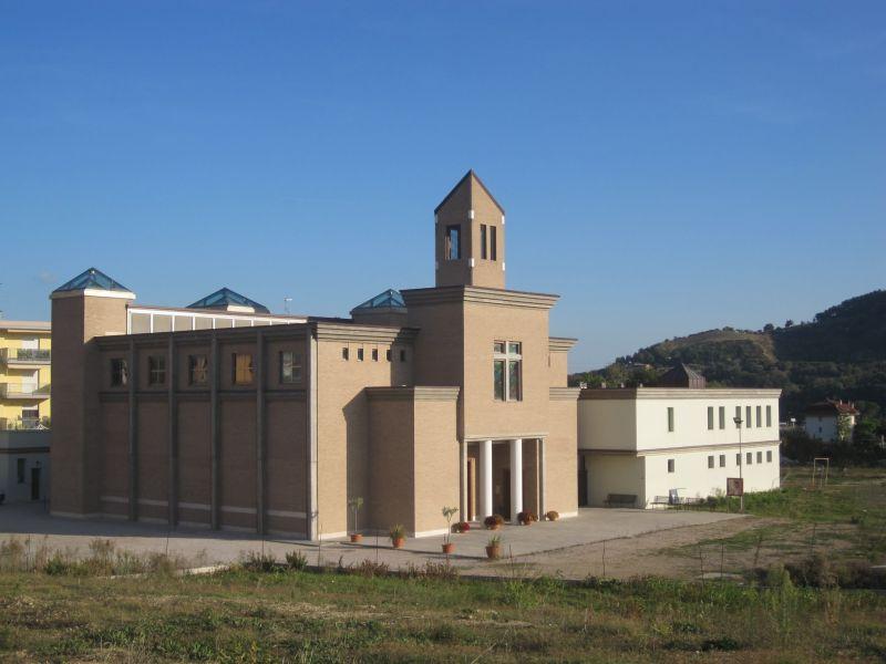 La Chiesa Madonna della Speranza