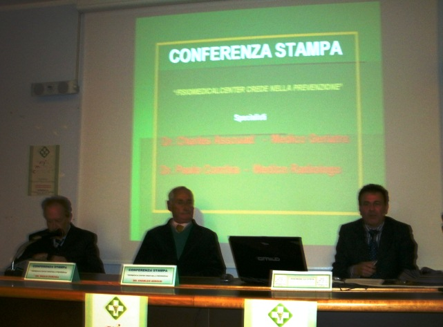 Conferenza FisoMedicalCenter 1