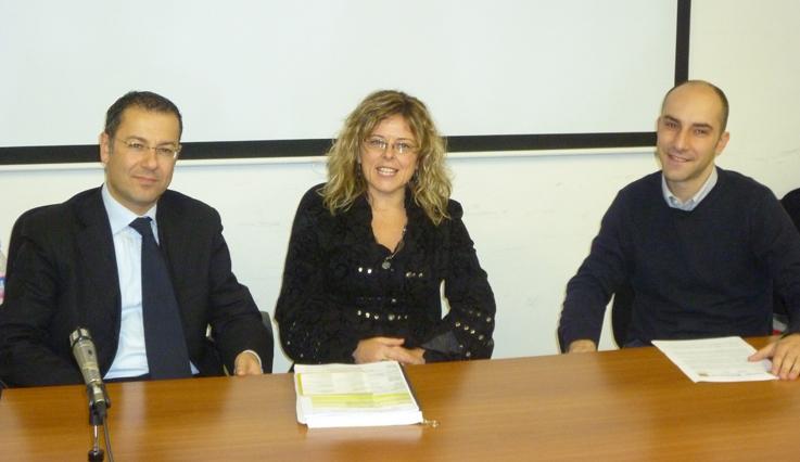 Paolo D'Erasmo, Rosanna Moretti, Daniele Mariani