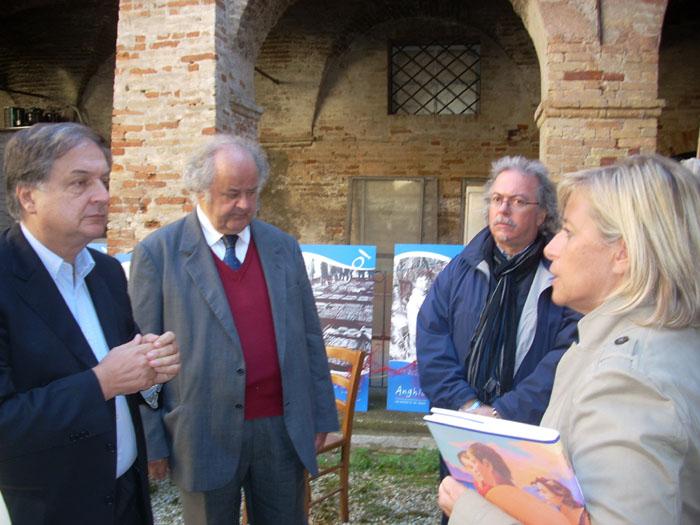 Linea Blu, Donatella Bianchi a colloquio col direttore nazionale Federpesca, Luigi Giannini