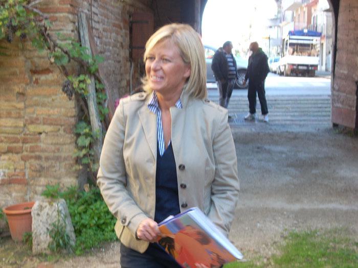Linea Blu, Donatella Bianchi