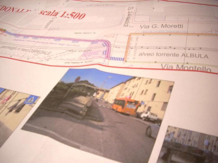 Albula, la mappa del progetto