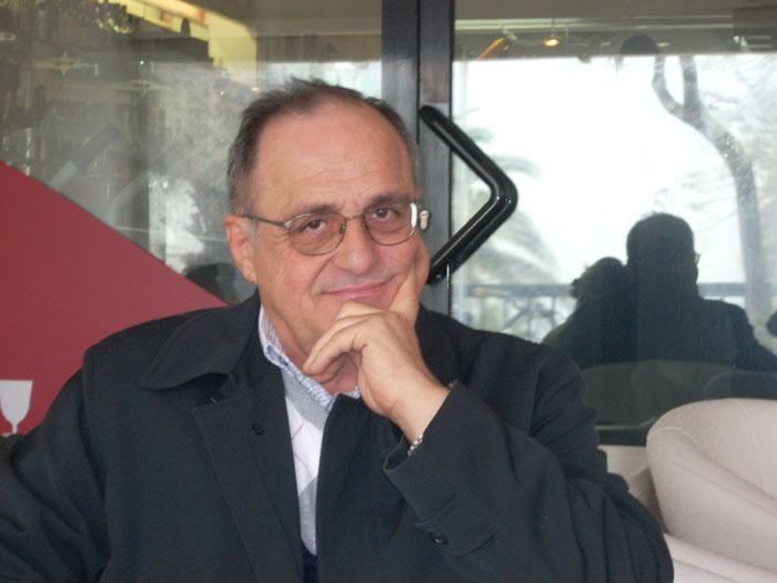 Vincenzo Magliulo, gestore del ristorante Caviar