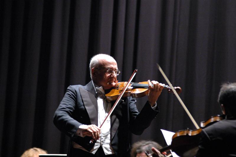 Accardo a Teramo con l'Orchestra da Camera Italiana