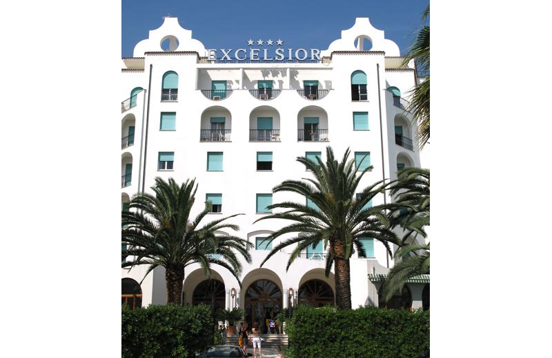 L'hotel Excelsior