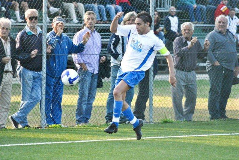 Alessadro Fiorino, suo il tapin del 2-0