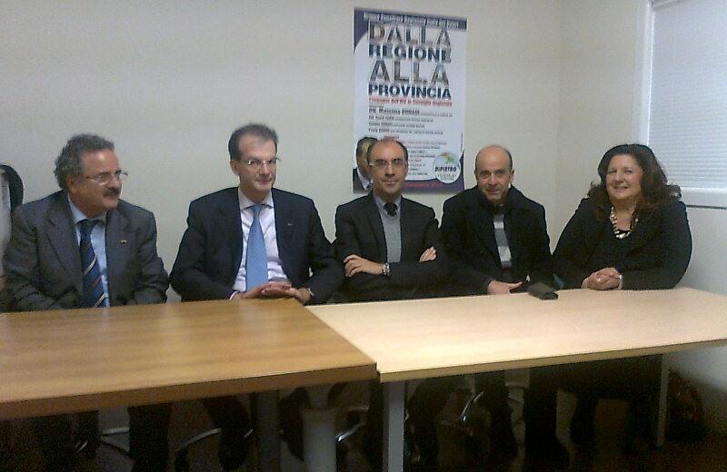 Il capogruppo dell'Idv alla Camera Massimo Donadi