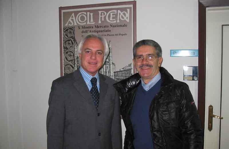 Giorgio Fiori e Giovanni Camaioni