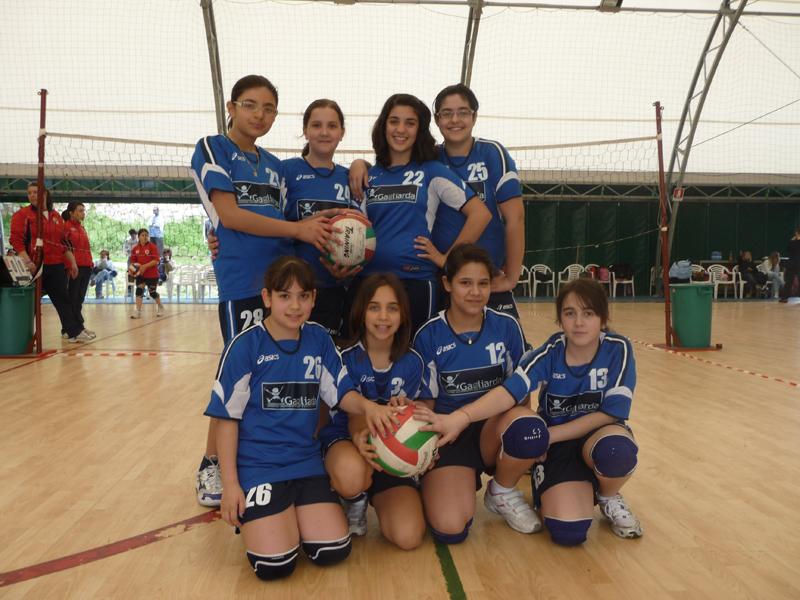 Gagliarda - Volley under 14