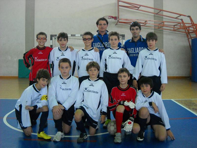Gagliarda under 12 calcio a 5
