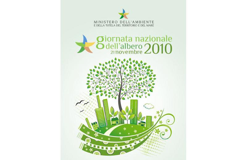 Giornata nazionale dell'albero 2010