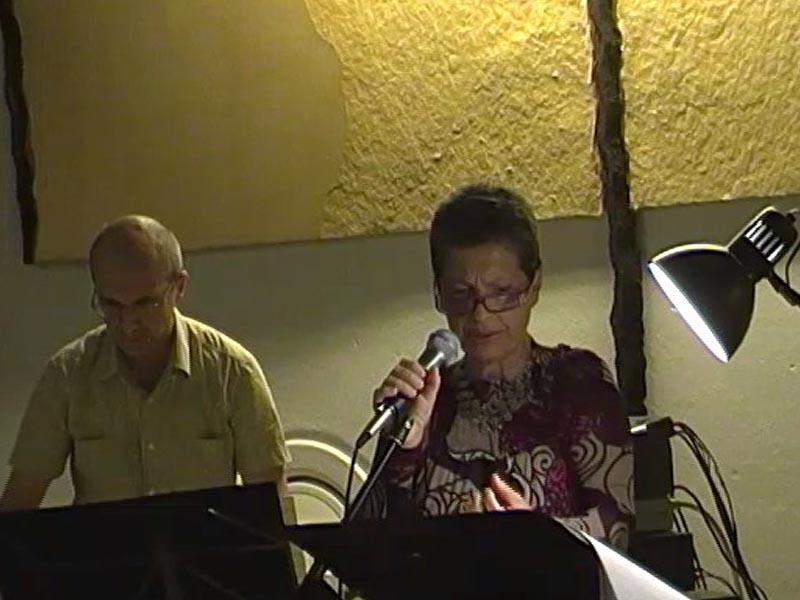 Gloria e Andrea Strappa