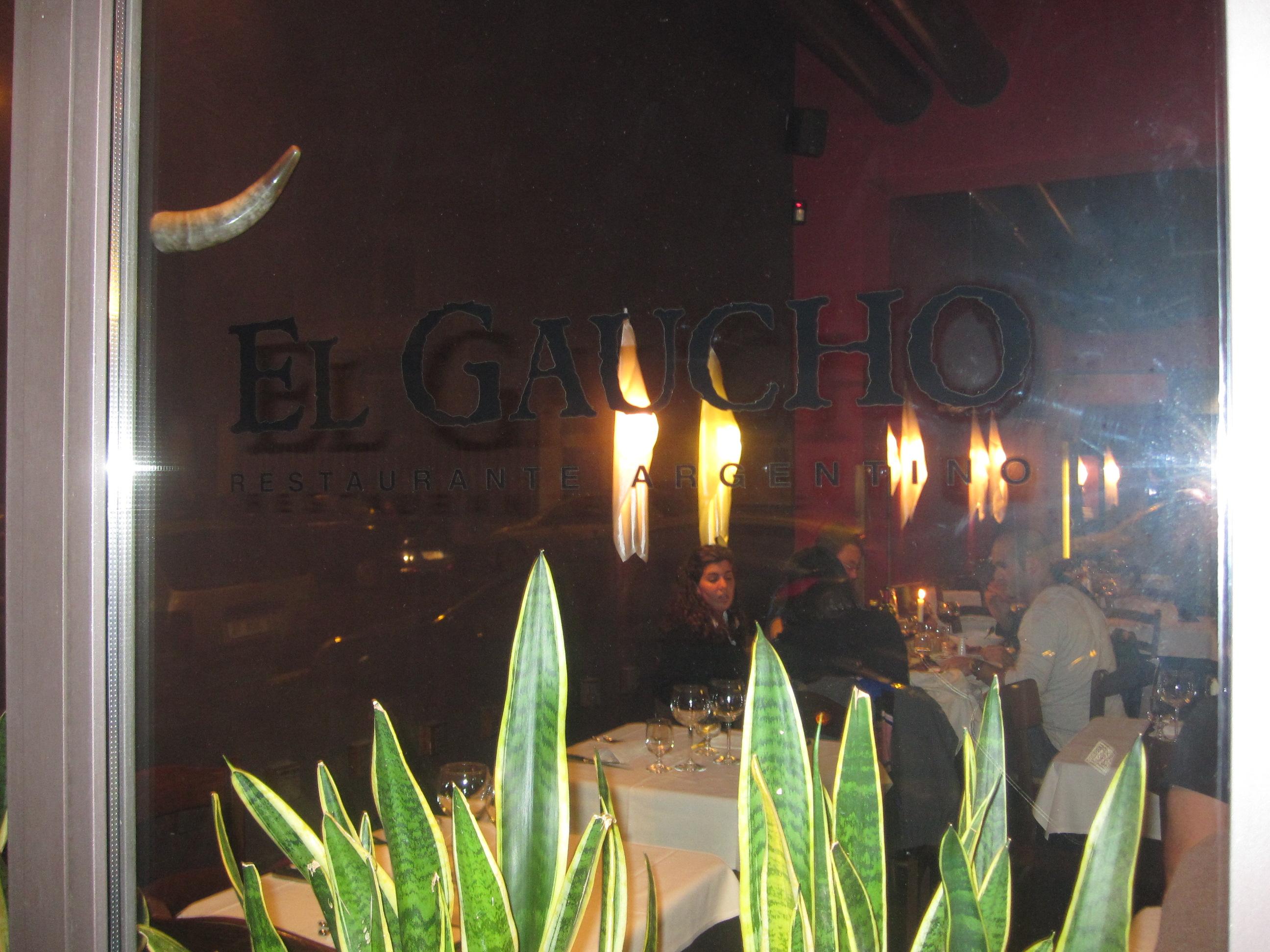 Il ristorante di Javier Zanetti