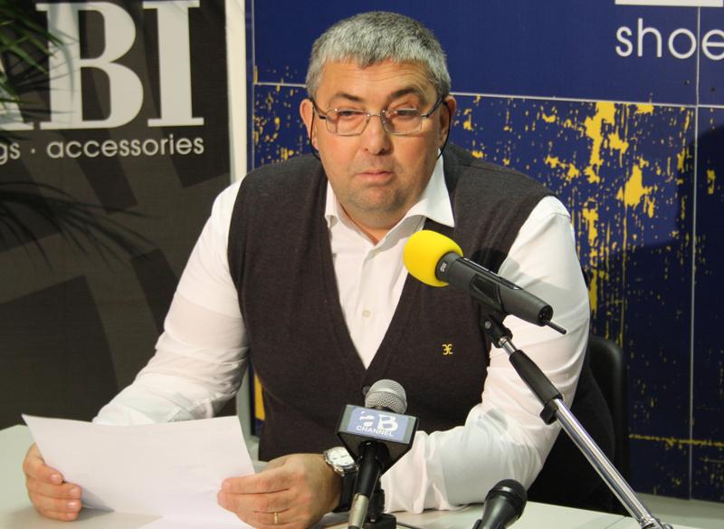L'allenatore della Sutor Montegranaro, Stefano Pillastrini