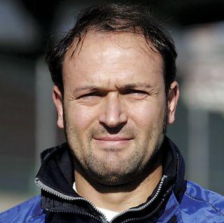 Massimiliano Fanesi, 38 anni ha già giocato nel Grottammare nella stagione 2006-07