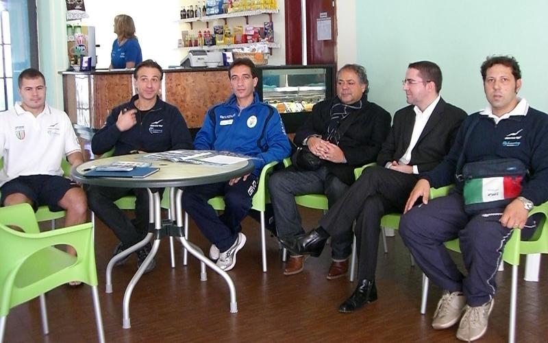Pietro Casu, Roberto Marchesani, Bruno Bianchini, Claudio Tempera, Massimiliano Bruni, Giorgio Catalano