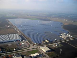 Impianto fotovoltaico a Rovigo [Foto: SunEdison]
