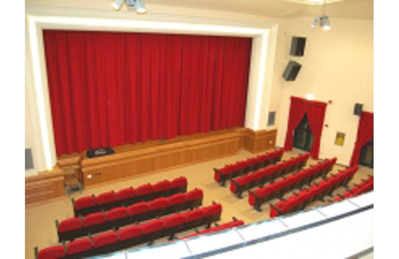 Sala del teatro di San Filippo Neri