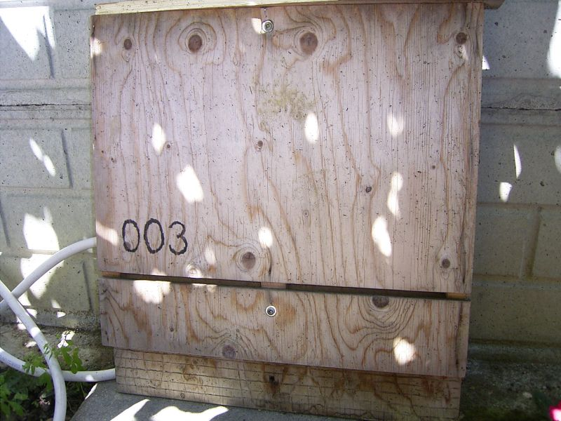 Una Bat Box