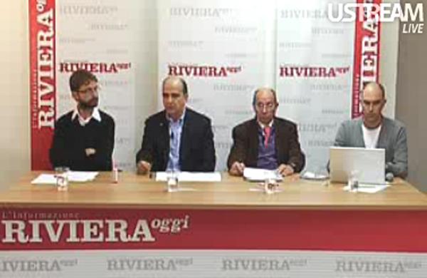 YouRiviera: si parla di Piazza Kolbe, con Pietro Carfagna e Claudio Benigni