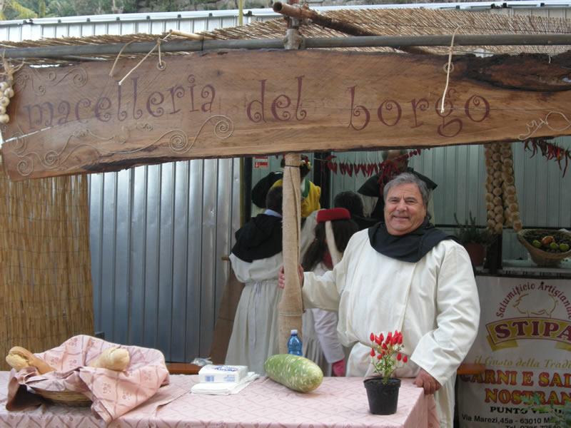 Castagne al borgo 2010