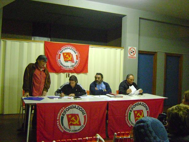 congresso ascoli castel di lama federazione della sinistra