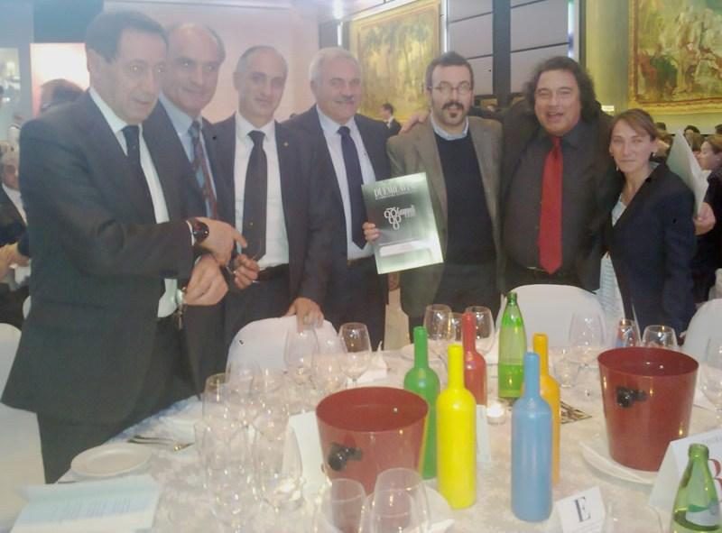 Il Kurni 2008 premiato a Roma