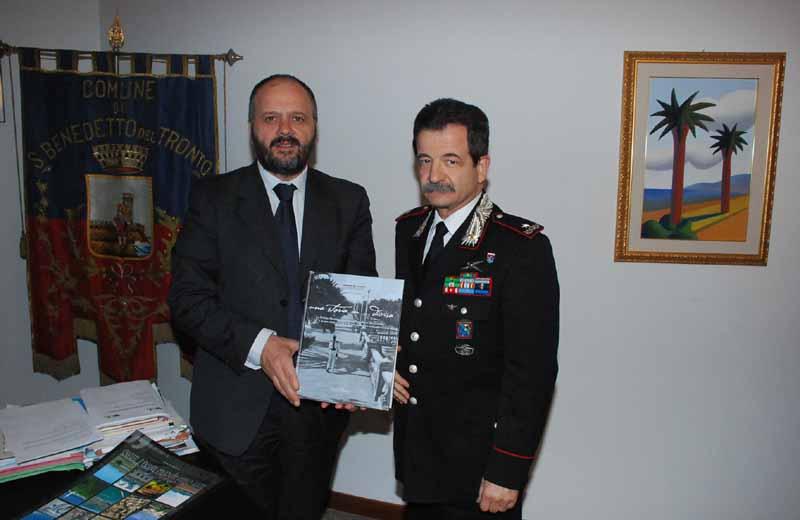 Rosario Calì e Giovanni Gaspari