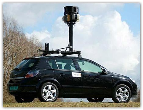 L'auto di Google (www.permesso.it)